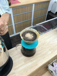 コーヒー手順5-3