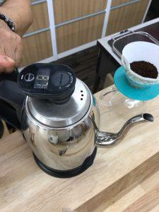 コーヒー手順2