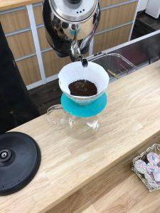 コーヒー手順3