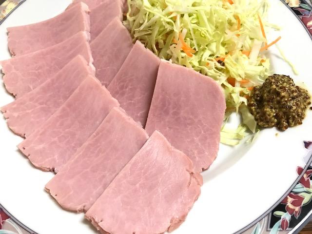 鎌倉ハムを食べた